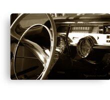 Classic Car 201 Canvas Print