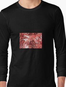Extroverted Leaf Long Sleeve T-Shirt