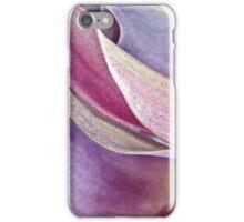 calla close-up iPhone Case/Skin