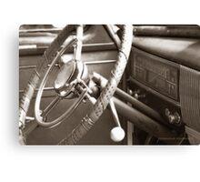 Classic car 203 Canvas Print