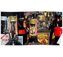 Festive Liquor  Poster
