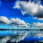 Reflected Clouds by Eve Parry