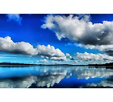Reflected Clouds Photographic Print