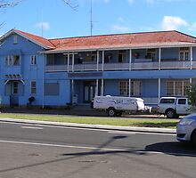DEVONSHIRE ARMS HOTEL  at 'MITCHELL' Warrego Highway. Q. by Rita Blom
