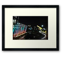 Freeway or way of the free? Framed Print