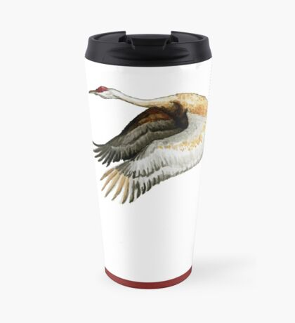 Sandhill Crane Travel Mug