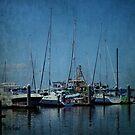 Fernandina Marina by Mattie Bryant