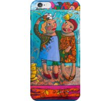 Soul Sisters kitty love iPhone Case/Skin