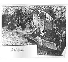 Georg Lilie Liebenstein Burg Poster