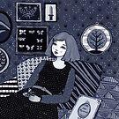 Les Revenants by Emma Hampton