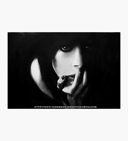 BenighteD Photographic Print