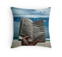 Is that what we call relaxing ? Throw Pillow