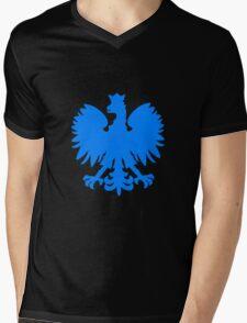 Ravenclaw Raw Smarts Mens V-Neck T-Shirt