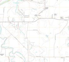 USGS Topo Map Oregon Riverside 20110831 TM Sticker