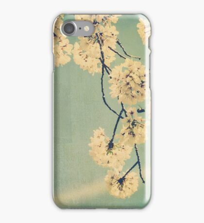 Cherry Bee iPhone Case/Skin