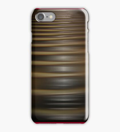 cocoa ripple - phone iPhone Case/Skin