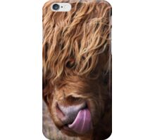 cow iPhone cover iPhone Case/Skin
