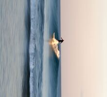 Lone Surfer by Kitsmumma