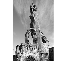 St Andrews Ruins Photographic Print