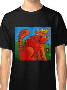 Ginger and the Lovebird 2 Classic T-Shirt