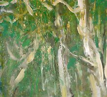 Dancing Trees by John Fish