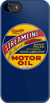 Streamline Motor Oil by KlassicKarTeez