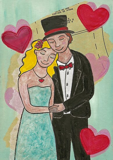 Wedding day by Kelly Gatchell Hartley
