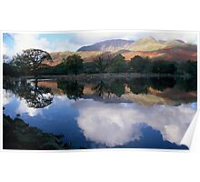 A Perfect Morning - Buttermere Poster