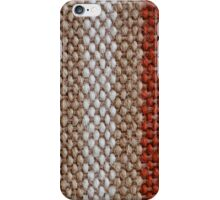 Texture and Stripes iPhone Case/Skin