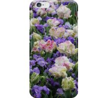 Purple Tulips Iphone Cover iPhone Case/Skin