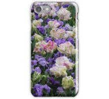 Purple Tulips Iphone Cover iPhone Case/Skin