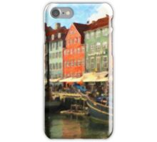 Copenhagen, Denmark iPhone Case/Skin