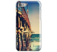 Cherry Grove SC Fishing Pier iPhone Case/Skin
