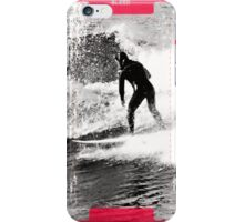 Surfer. iPhone Case/Skin