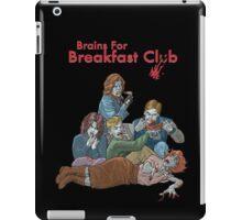 Brains For Breakfast Club iPad Case/Skin