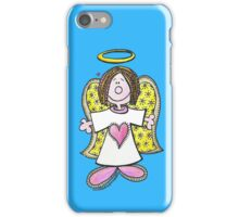 Hey Angel Baby: iPhone Case iPhone Case/Skin