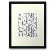 System Framed Print