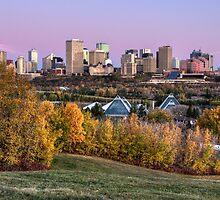 Edmonton Fall 1 by John Fletcher