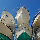 Boat rack by Sami Sarkis