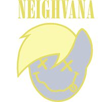 Neighvana Filled (Derpy Hooves re-vector) Photographic Print