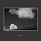 Clouds Above Tibetan Plateau 2009 Series 59 by jiashu xu