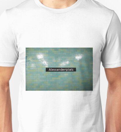 Berlin Design 4 Unisex T-Shirt
