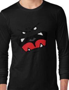 Cute vector monster Long Sleeve T-Shirt