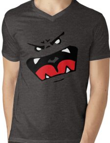 Cute vector monster Mens V-Neck T-Shirt