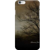 Mountain Sorcery ~ No Good Can Come of This iPhone Case/Skin