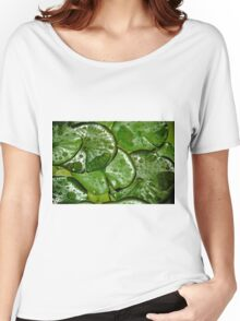 lilly pad  Women's Relaxed Fit T-Shirt