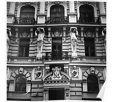 33 Elizabetes Iela, Rīga Poster