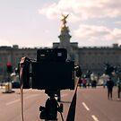 Buckingham Polaroid by MichaelCouacaud
