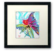 Butterfly's Framed Print