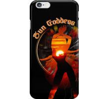 Sun Goddess v2.0 iPhone 4s Case iPhone Case/Skin